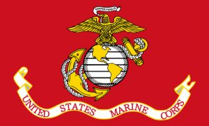 U.S.M.C. Flag